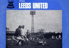 Colchester United v. Leeds United Match Commentary, 1971