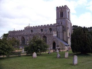 Picture of Great Chesterford church taken by Peter Stack | Peter Stack
