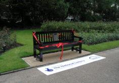 Colchester listening bench