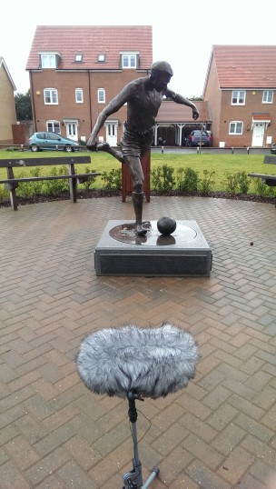 Layer Road Memorial, Turnstile Square.   Stuart Bowditch