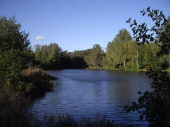 Photograph of lake on sunny day   Paul Farmer