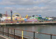 Under the pier, 2015