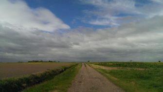 A farm track across Foulness Island | Stuart Bowditch