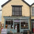 Coffee at Days Bakery and Food Hall, Great Chesterford, 2016