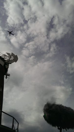 Aeroplane over Thaxted Windmill | Stuart Bowditch