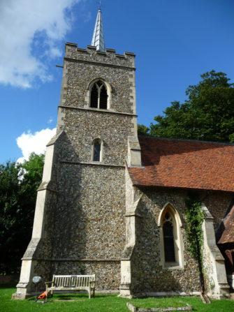 St.Edmund's Church, Abbess Roding   Stuart Bowditch