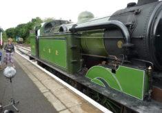 Epping Ongar Railway, 2016