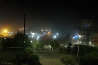 Pier Hill fog