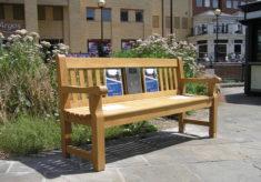 Chelmsford Listening Bench