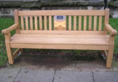 Epping Listening Bench
