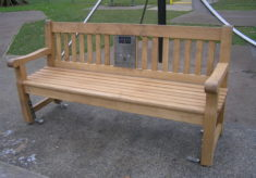 Witham listening bench