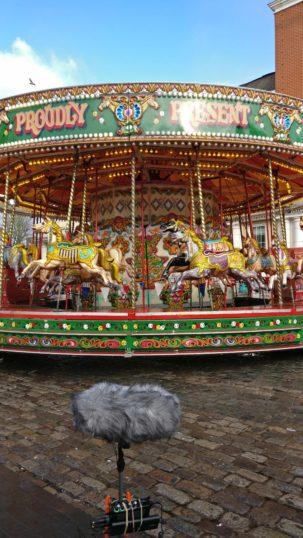 Carousel at Romford Market | Stuart Bowditch