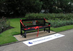 Colchester listening bench