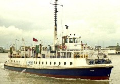 'Tilbury Ferry', 1987