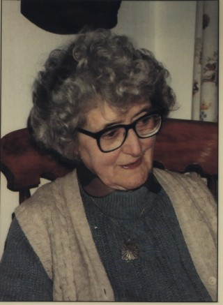Photograph of Hilda Grieve