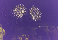 Southend Fireworks Display, 2015