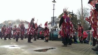Dark Horse Morris dancers | Stuart Bowditch