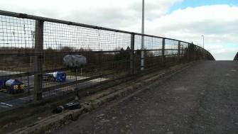 Folkes Lane bridge over the M25 | Stuart Bowditch
