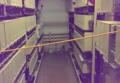Kelvedon Hatch Secret Nuclear Bunker, PBMX Room 106, 2016