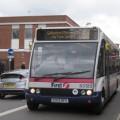 Bus journey in Chelmsford, 2016