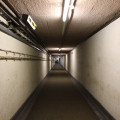 Kelvedon Hatch Secret Nuclear Bunker, entrance tunnel, 2016