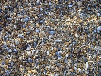 Close-up photograph of shingle on a beach | Peter Shaw