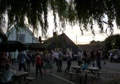 Barn Dance, Plough and Sail, Paglesham, 2016