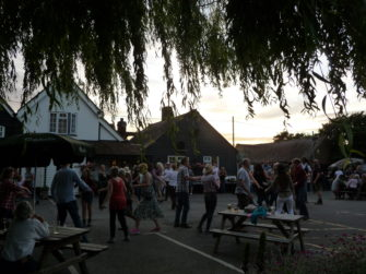 Barn Dance at The Plough and Sail, Paglesham. | Stuart Bowditch