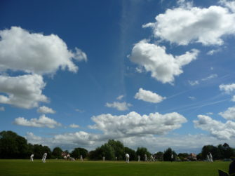 The Presidents Match at Matchng Green Cricket Club | Stuart Bowditch