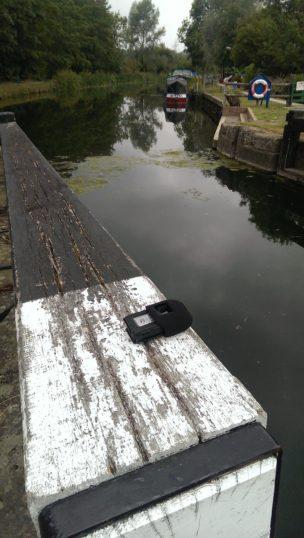 Hoe Mill Lock and gate | Stuart Bowditch