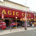 Magic City arcade, Clacton-on-Sea, 2016