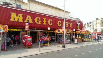 Magic City arcade, Clacton-on-Sea | Stuart Bowditch