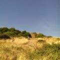 Steps to the beach, Walton-on-the-Naze, 2016