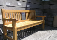 Southend-on-Sea listening bench