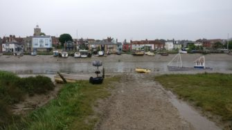 Looking across the River Colne to Wivenhoe | Stuart Bowditch