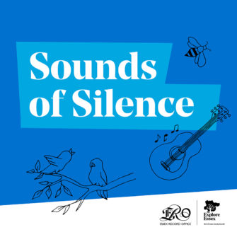 Logo for Sounds of Silence campaign | Essex County Council